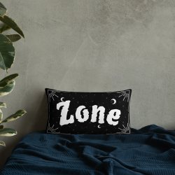 Wiccan Home Zone Cushion...