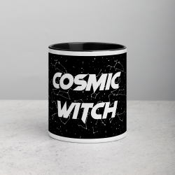Cosmic Witch Mug Wiccan...
