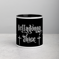 "Dark Witch Mug ""Belladonna""..."