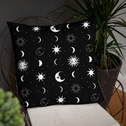 Wiccan Home Decor Sun and...