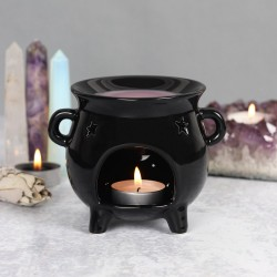 Wiccan Cauldron Witchcraft...