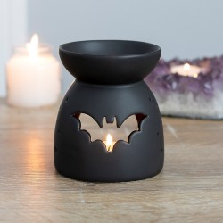 Black Ceramic Oil Burner...